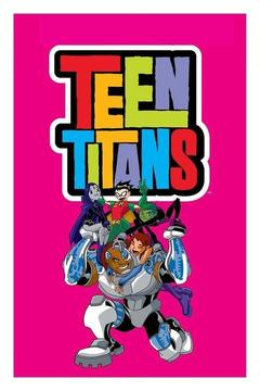 poster for Teen Titans