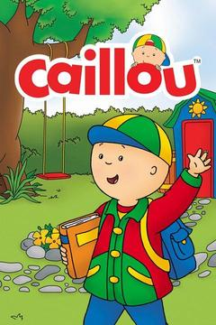 poster for Caillou