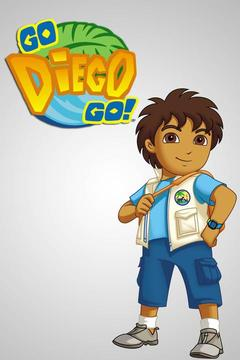 poster for Go, Diego, Go!