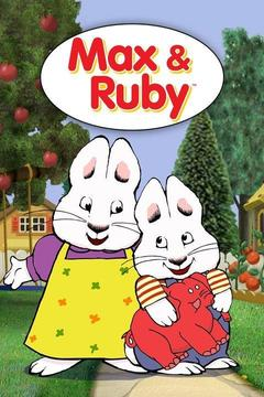 poster for Max & Ruby