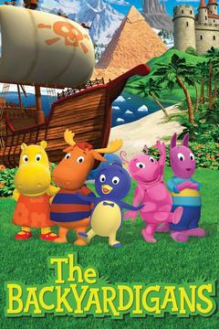 poster for The Backyardigans