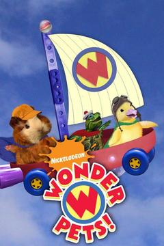 poster for The Wonder Pets!