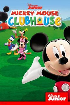 poster for Mickey Mouse Clubhouse