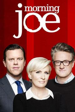 poster for Morning Joe