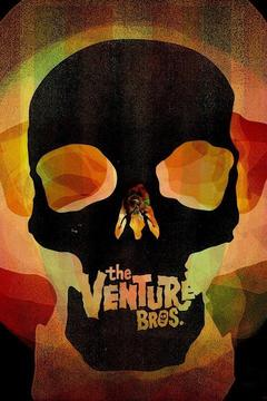 poster for The Venture Bros.