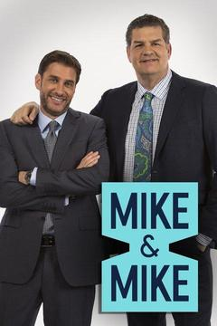 poster for Mike & Mike