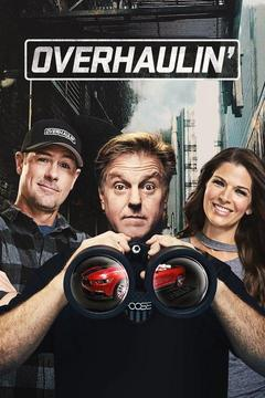 poster for Overhaulin'