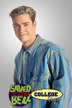 poster for Saved by the Bell: The College Years