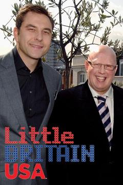 poster for Little Britain USA
