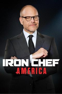 poster for Iron Chef America