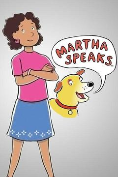 poster for Martha Speaks