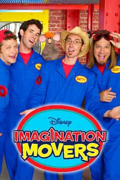 poster for Imagination Movers