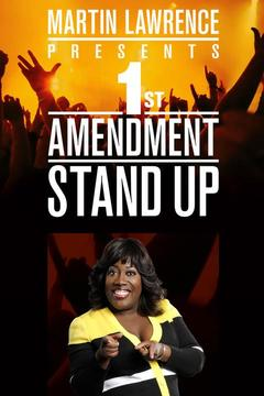 poster for Martin Lawrence Presents 1st Amendment Standup