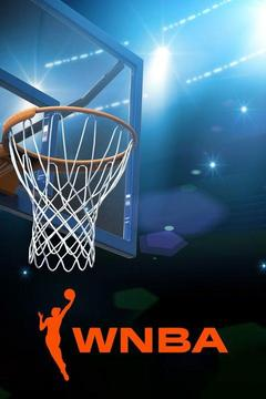 poster for WNBA Basketball
