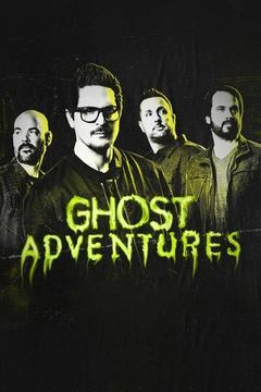 poster for Ghost Adventures