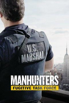 poster for Manhunters: Fugitive Task Force