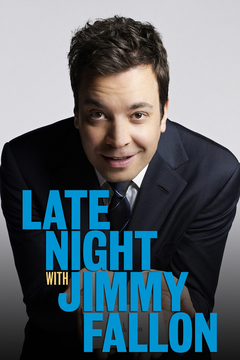 poster for Late Night With Jimmy Fallon