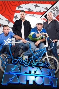 poster for Rob Dyrdek's Fantasy Factory