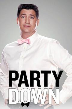 poster for Party Down
