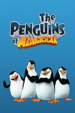 poster for The Penguins of Madagascar