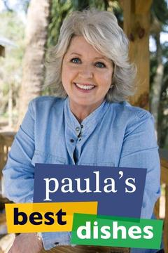 poster for Paula's Best Dishes
