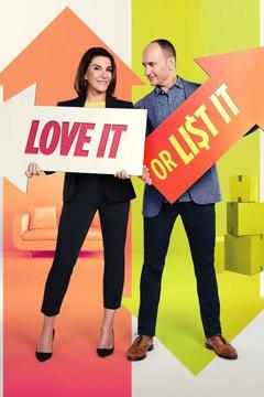 poster for Love It or List It