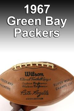 poster for 1967 Green Bay Packers