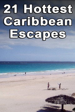 poster for 21 Hottest Caribbean Escapes