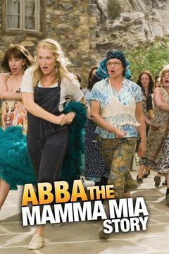 poster for ABBA: The Mamma Mia Story