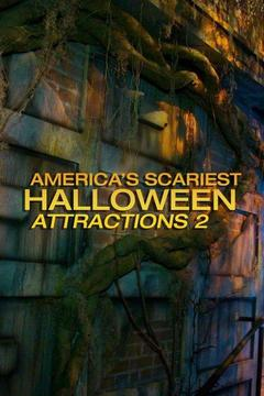poster for America's Scariest Halloween Attractions 2