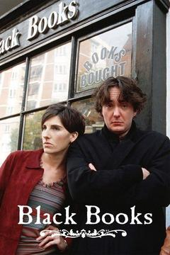 poster for Black Books