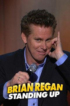 poster for Brian Regan: Standing Up