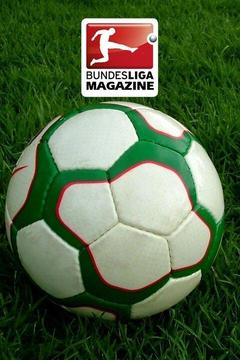 poster for Bundesliga Magazine
