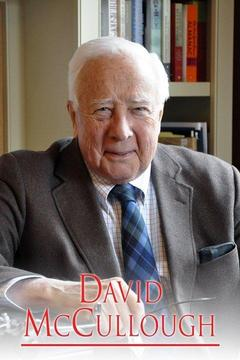 poster for David McCullough: Painting With Words