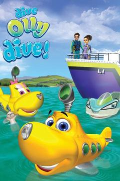 poster for Dive, Olly, Dive