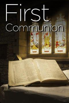 poster for First Communion