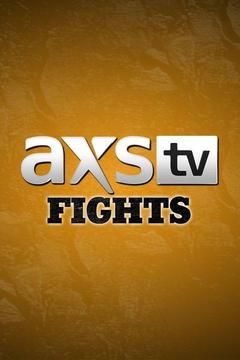 poster for AXS TV Fights