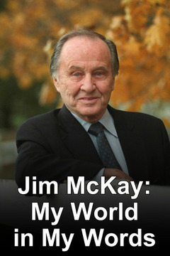 poster for Jim McKay: My World in My Words