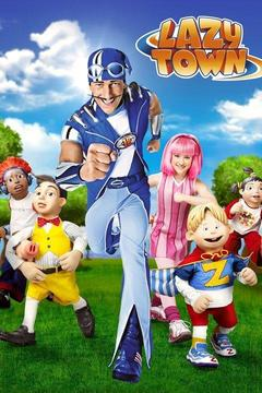 poster for LazyTown