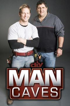 poster for Man Caves