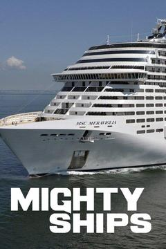 poster for Mighty Ships