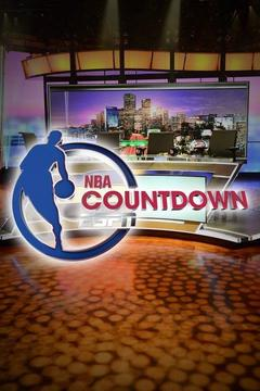 poster for NBA Countdown