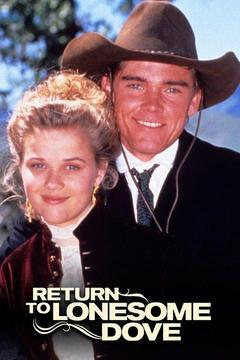 poster for Return to Lonesome Dove