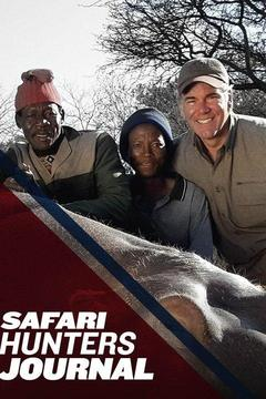 poster for Safari Hunter's Journal