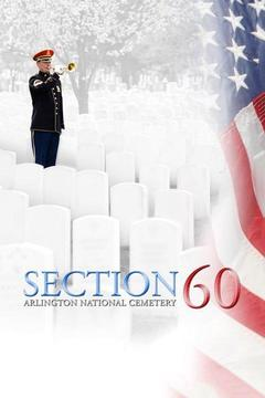 poster for Section 60: Arlington National Cemetery