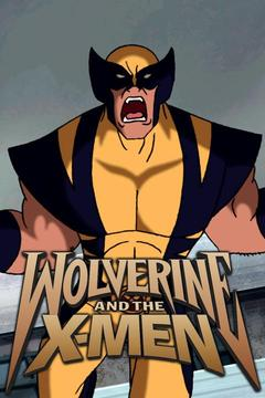 poster for Wolverine and the X-Men