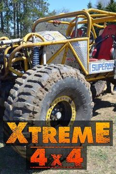 poster for Xtreme 4x4