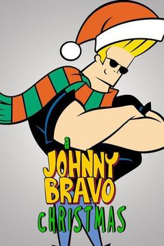 poster for A Johnny Bravo Christmas
