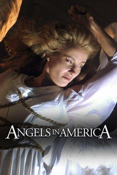 poster for Angels in America