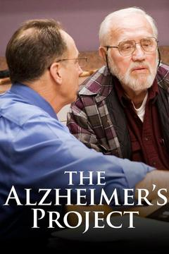 poster for The Alzheimer's Project